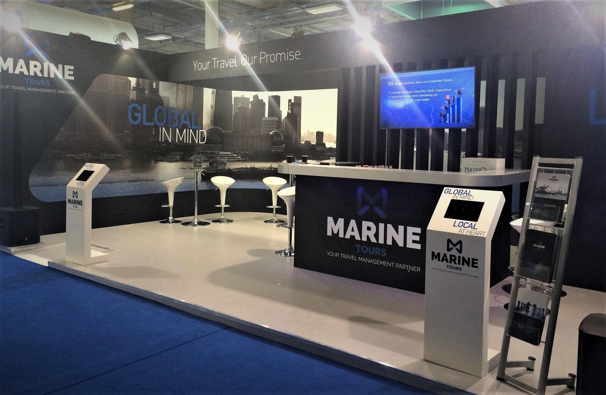 Marine Tours_Posidonia2018_Red Thread